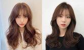 น่ารัก! ทรงผมลอนใหญ่สไตล์เกาหลีสวยๆ 2020