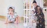 แม่ลูกสุดคิวท์! ลิเดีย-น้องเดมี่ กับแฟชั่นแบรนด์ไทย Sretsis ดังไกลระดับโลก
