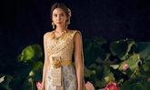 """""""ตอง ภัครมัย"""" อวดหุ่นสวยวัย 40 กะรัต ในชุดไทย งดงามดั่งแม่หญิง"""
