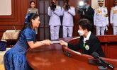 เจ้าฟ้าสิริวัณณวรีฯ พระราชทานหน้ากากผ้าและเจลล้างมือ แบรนด์ SIRIVANNAVARI แก่แพทย์ สู้ COVID-19