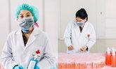 เจ้าฟ้าสิริวัณณวรีฯ ทรงผลิตเจลแอลกอฮอล์เพิ่ม เพื่อแพทย์พยาบาลไทย สู้ COVID-19