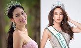 """""""น้ำเพชร ฏีญาภาร์"""" นางงามนักสู้ พาลุคปังร่วมประกวด Miss Earth 2 ปีซ้อน"""