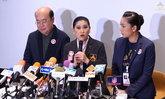 """กองประกวด """"มิสยูนิเวิร์สไทยแลนด์ 2020"""" แถลงข่าวชัด """"ดราม่านางงาม"""""""