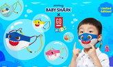 GQ Apparel จับมือ Baby Shark ออกหน้ากากผ้ารุ่นลิมิเต็ด ให้เด็กๆ อยากใส่หน้ากากทุกวัน