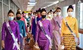 30 สาวงามผู้เข้าประกวดนางสาวไทย 2563 สวย พร้อม สู้ เก็บตัวที่เชียงใหม่