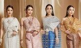 """ห้องเสื้อ วนัช กูตูร์ เจ้าของรางวัล 5 ปีซ้อน """"The Best  of thai wedding dress"""""""