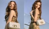 """""""ต้าเหนิง กัญญาวีร์"""" กับแฟชั่น Dior ทั้งตัว สวยแพง และเฟียซมาก"""