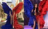 Miss Universe Philippines 2020 ไลฟ์สดทั้งน้ำตา หลังไม่ได้ใส่เครื่องหัวในรอบชุดประจำชาติ