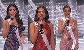 5 คนสุดท้ายบนเวที Miss Universe 2020 พูดอะไรกันบ้างก่อนมงลง