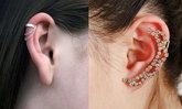 สวยไม่เจ็บ! แฟชั่น Ear Cuff ไม่ต้องเจาะหูก็ใส่ได้