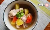 วิธีทำซุปไก่มันฝรั่ง เมนูซุปน้ำใสที่อร่อยไม่ธรรมดา ซดร้อนคล่องคอ สดชื่นทั้งวัน