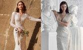 สวย หรู ดูแพง คอลเลคชันชุดแต่งงานจาก วนัช เฟิร์ส ร่วม กับ คาร์เทียร์ ปังมาก