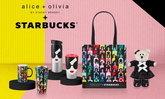 Starbucks x alice + olivia คอลเลคชั่นสุดชิค ของแบรนด์แฟชั่นระดับโลก