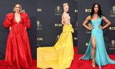 10 ลุคสวยที่สุดของคนดังที่ Emmy Awards 2021