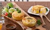แจก สูตรปังไข่เกาหลี (Gyeranppang) ขนมปังหน้าไข่และชีสสไตล์เกาหลี ทำง่ายสุดๆ