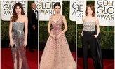 รีวิว Red Carpet Look สุดอลังการจากงาน Golden Globe Awards 2015