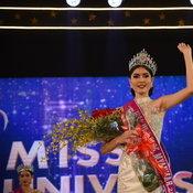 Miss Universe Myanmar 2017