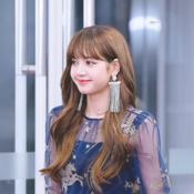 ลิซ่า BLACKPINK ที่งาน SBS Gayo Daejun เมื่อวันที่ 25 ธันวาคมที่ผ่านมา