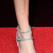 Millie Bobby Brown ในงาน 75th Golden Globe Awards