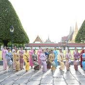 มิสยูนิเวิร์สไทยแลนด์ 2020 ชุดไทย