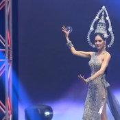 Miss Universe Thailand 2020 ชุดไทย