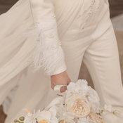 จ๊ะจ๋า พริมรตา ชุดแต่งงาน