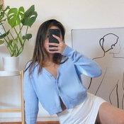 แฟชั่นสีฟ้าผู้หญิง 2021