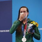 นักกีฬาว่ายน้ำ โอลิมปิกเกมส์ 2020