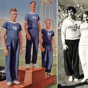 ย้อนดูชุดกีฬาโอลิมปิก