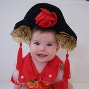 น้องเอมมิลี่ ลูกสาว ซาร่า คาซิงกินี