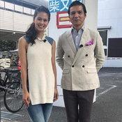 ส่องความสวย โมโมโกะ อาเบะ ผู้คว้าตำแหน่งชุดประจำชาติยอดเยี่ยมบนเวที MU 2017