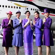 ลูกเรือ Thai Airways