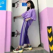 ใครใส่ก็ดูดี Track pants แฟชั่นกางเกงวอร์ม ถูกใจสายสตรีท