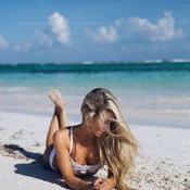 ถ่ายรูปเที่ยวทะเล