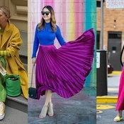 แฟชั่นเสื้อผ้าสีสัน