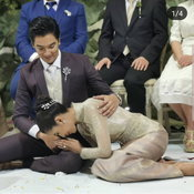 ชุดแต่งงาน ใบเตย อาร์สยาม