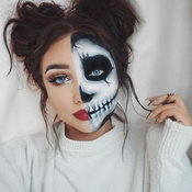Halloween นี้อย่านิ่งดูดาย มาแต่งหน้าให้หัวใจวายต้อนรับวันปล่อยผีกัน