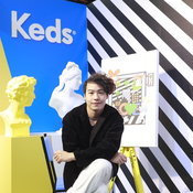 KEDS Champion x Painterbell