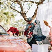 แต่งงานแบบ Drive -Thru