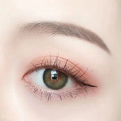 สอนปัดขนตาแบบขายุง