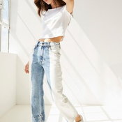 Two Tone Jeans