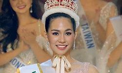 """""""บิ๊นท์ สิรีธร"""" ครองมงกุฎ Miss International 2 ปีซ้อน รับมงกุฏยาวนานที่สุด"""
