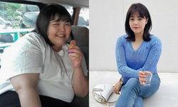 """""""ยาง ซูบิน"""" ลุคล่าสุด จาก 2 ปีที่ตั้งใจลดน้ำหนัก จะอวบ จะผอมก็สวยมาก"""