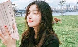 20 ไอเดียปล่อย ผมยาว ให้ดูพลิ้ว สวยน่ามอง สไตล์สาวเกาหลี
