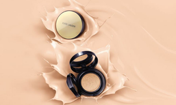 เอสเต ลอเดอร์ขอแนะนำ New Double Wear Cushion BB All Day Wear Liquid Golden Compact SPF 50 / PA