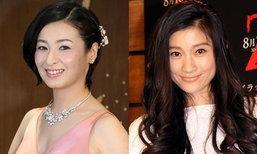 """10 อันดับ ดาราหญิงที่ชาวญี่ปุ่นโหวตว่า """"40 ยังแจ๋ว"""""""