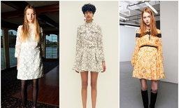 Trend Report : The Babydoll Dress สวยด้วยเดรสกระโปรงแสนหวาน