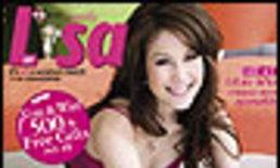 Lisa Weekly Vol.9 No.1