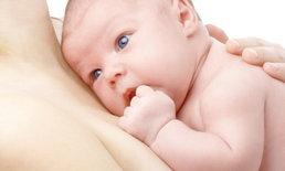 นมแม่ช่วยเสริมภูมิคุ้มกัน ป้องกันไข้หวัดใหญ่