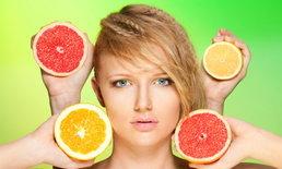 เคลียร์สิวให้ไกลผิวสวยด้วยสูตรรักษาสิวจากผลไม้